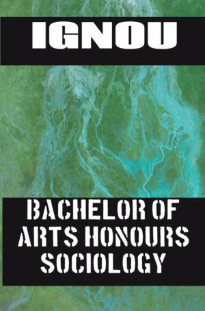 Bachelor of Arts Honours Sociology Books (BASOH)