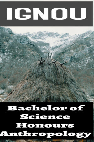 Bachelor of Science Honours Anthropology Books (BSCANH)