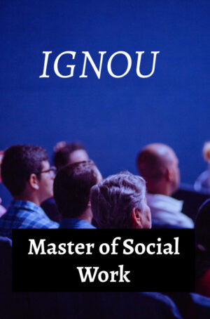 Master of Social Work Books (MSW)