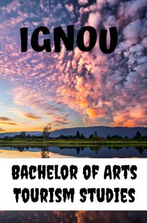 Bachelor of Arts Tourism Studies (BTS)