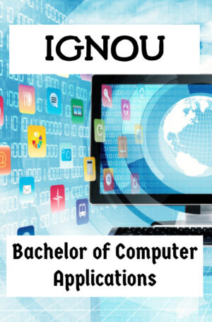 Bachelor of Computer Applications Books (BCA)