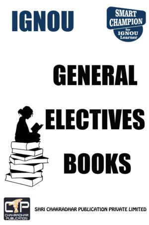 General Electives Books