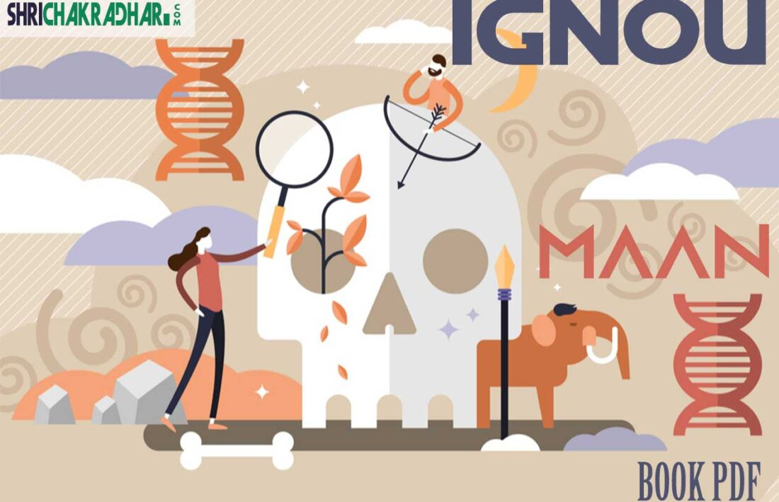 IGNOU MAAN Books Pdf Download Link – Master of Arts (Anthropology)